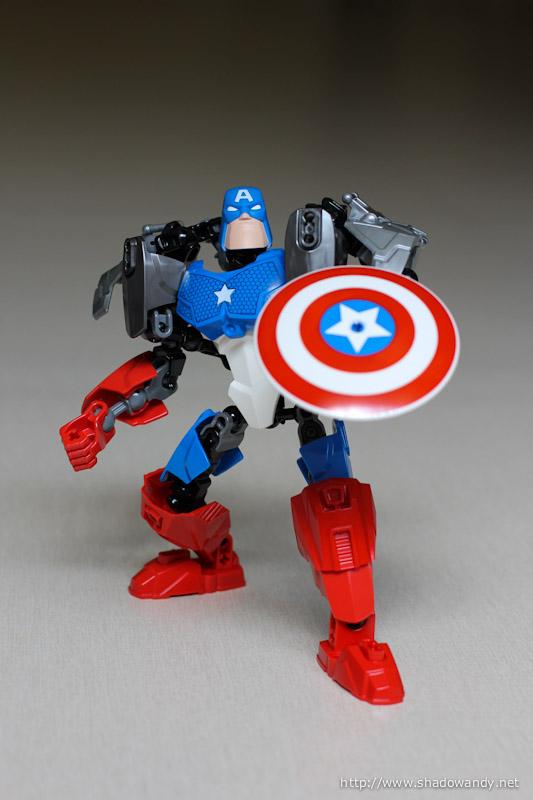 Lego Super Heroes Captain America 4597 Shadowandy My