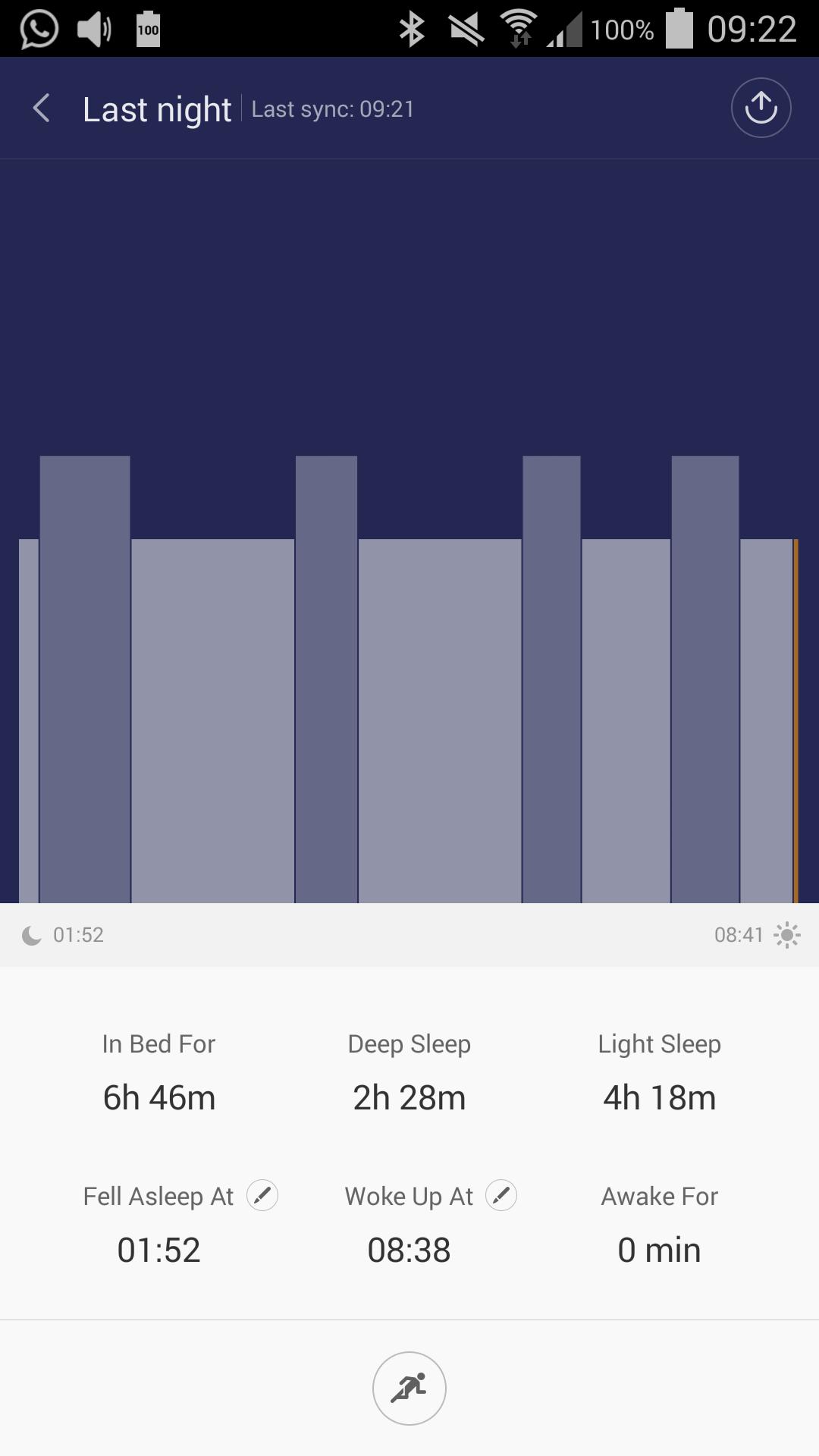 Xiaomi Mi Band Fitness Monitor Sleep Tracker