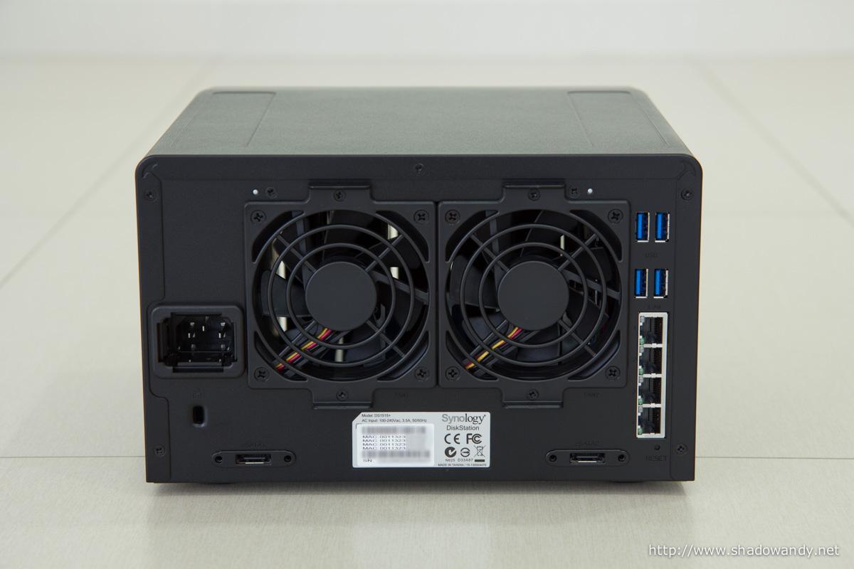 synology diskstation ds216 ii