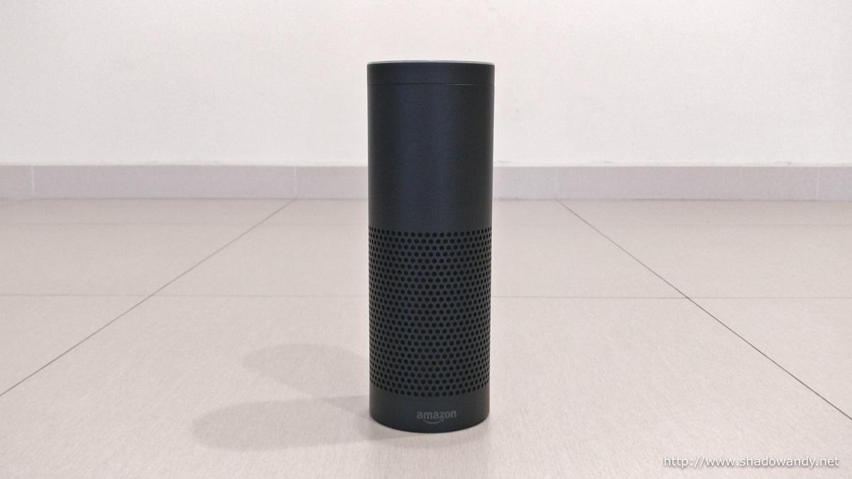 Amazon Echo Volume Ring